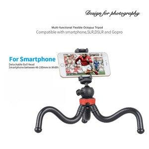Image 5 - Büyük ahtapot esnek Tripod standı Gorillapod Telefon için Telefon cep telefonu Smartphone Dslr ve kamera masa masa Mini Tripod