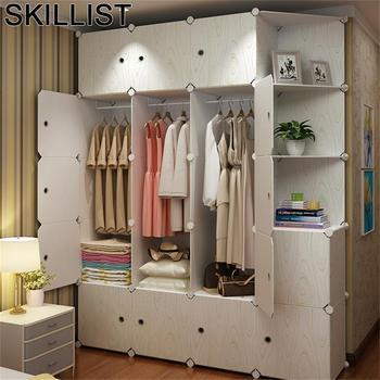 Armario Tela Penderie Garderobe Gabinete Moveis Para Casa Ropero Bedroom Furniture Closet Cabinet Mueble De Dormitorio Wardrobe