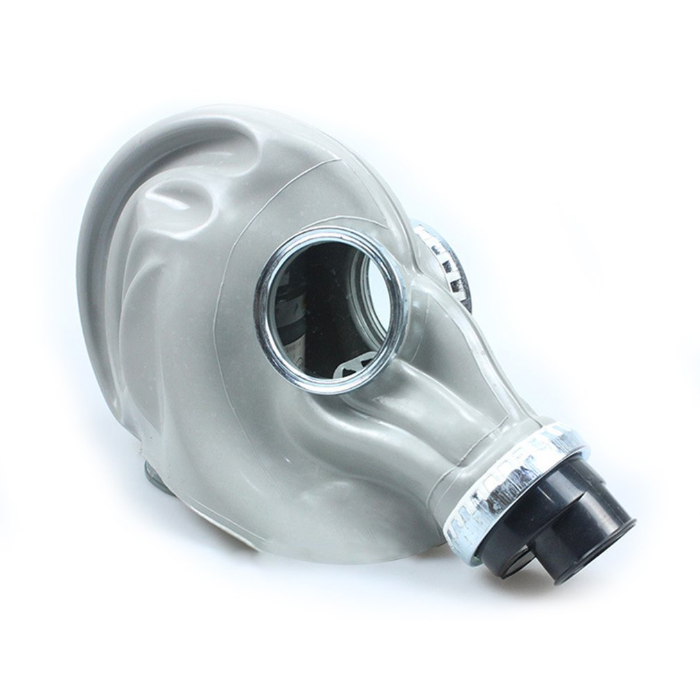 Respirator Gas Mask Fire Control Military Pesticides Gas Mask Gas Mask Non-toxic Protective Mask With No.1/3/4/7/8 Cans