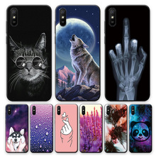 Back-Cover Phone-Case Redmi 9at Bumper Silicone Xiaomi for 9at/cool Shockproof TPU Soft