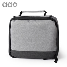 AAO DLP Projector Bag S1 A1 Mini DLP Projector Hard Carrying Case T18 Max T20 DLP Beamer Bag Protective Travel Carry Soft Pouch