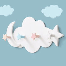 Украшение детской комнаты Аксессуары для детской комнаты детские вещи для новорожденных украшение в детскую комнату реквизит для фотосъемки детские наклейки с облаками