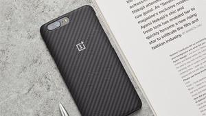 Image 5 - Original Genuine For OnePlus 5 Case Cover Karbon Carbon Fiber Sandstone Cover OnePlus5 One Plus 5 Protective Case