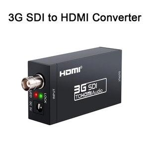 Image 3 - 1080P 3G HDMI to SDI BNC Converter + SDI to HDMI Converter HDMI SDI / BNC Extender Over single 100m/328ft Coaxial Cables