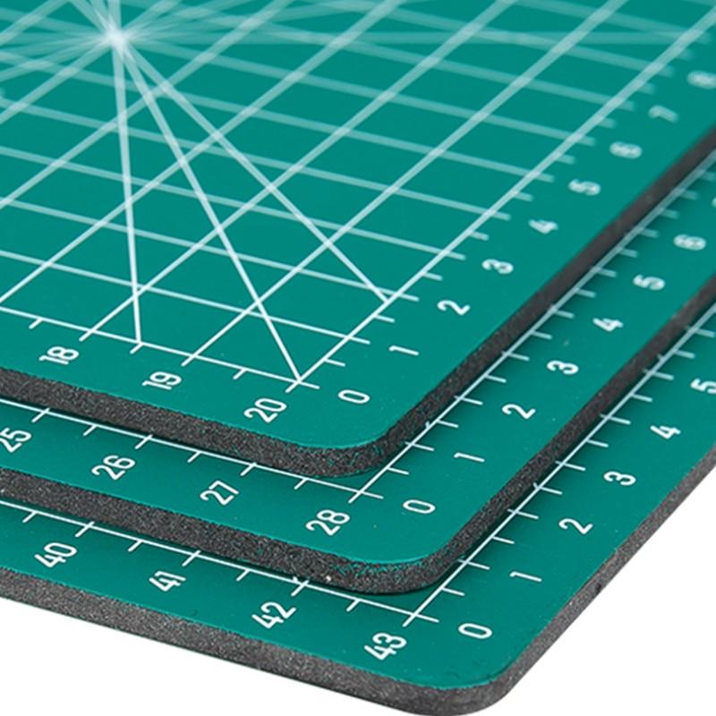 A3/A4 White Core Cutting Board Base Plate Large Size Manual Desktop Cutting Board Student Art Paper Cutting Work Carving Board
