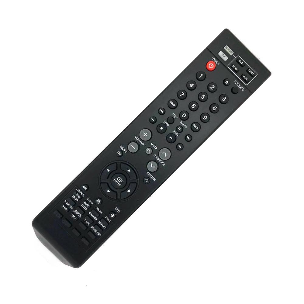 Пульт дистанционного управления для SAMSUNG HT-Q20T/XAC HT-Q40/XAC HT-Q70/XAC HT-TXQ120/XAC DVD система домашнего кинотеатра