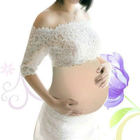 New 2.3kg Simulation Fake Pregnancy Baby Tummy Silicone Pregnant Bump Fake Belly High Waisted Shapewear Artificial Cosplay Latex