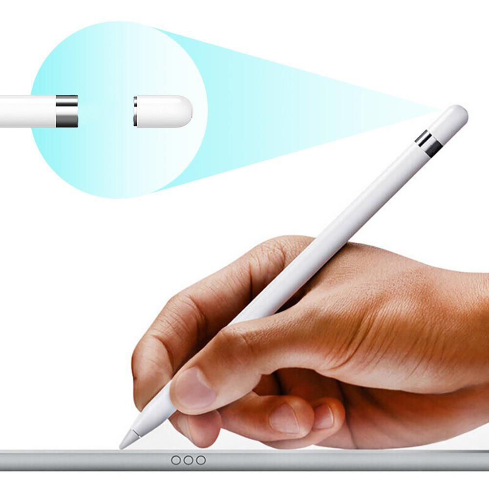 Universal Active Stylus Pen Replace Mini Stylus Pen Nib Magnetic Cover Protective Case For IPhone Tablet Touch Pencil For 애플펜슬 팁