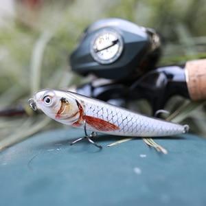 Image 5 - TREHOOK Topwater Bút Chì Dụ 10Cm 17G Nổi Hrad Dụ Cho Cá Hồi Mồi Câu Cá Wobblers Mồi Giả Lục Lạc Crankbaits