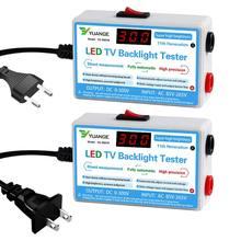 Ev LED TV arkaplan ışığı Test cihazı çıkış 0-300V lamba boncuk LCD dijital ekran şeritleri Test cihazı