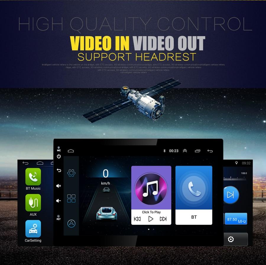Marque authentique Android 9.0 autoradio pour Suzuki S-CROSS SX4 2014 gps navigation bluetooth multimédia 2din plein écran tactile - 2
