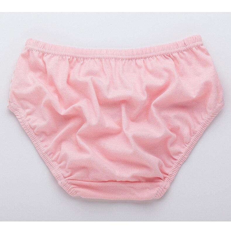 algodão, shorts para meninas, roupas íntimas, calcinhas de algodão com 6 peças