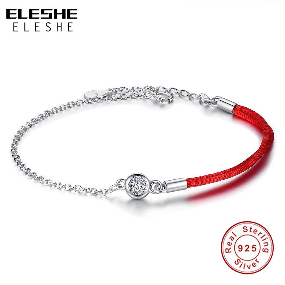 ELESHE 925 Sterling Silver...