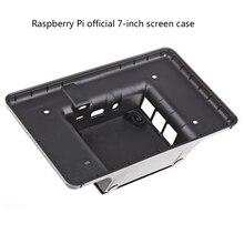 Черный чехол с сенсорным ЖК-экраном Raspberry Pi, 7 дюймов, для Raspberry Pi 3b / 3b +, только чехол, экран не входит в комплект