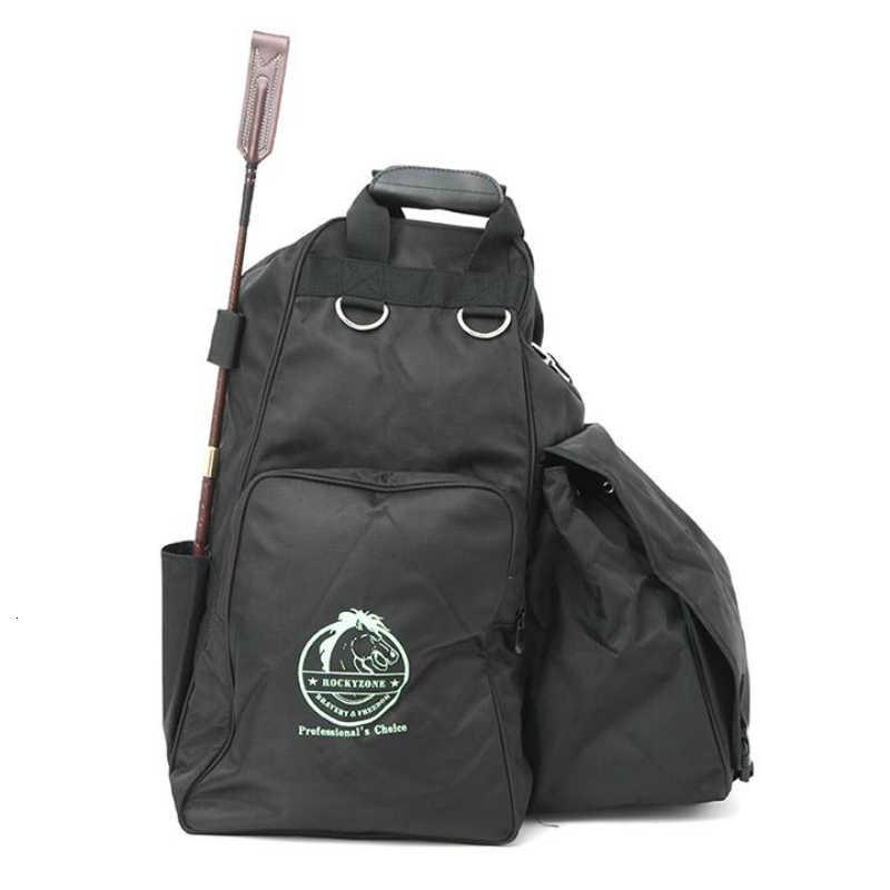 Binicilik paketi çok fonksiyonlu at binme çanta botları kask çantası at ekipmanları Paarden Cheval Equitation kaynağı
