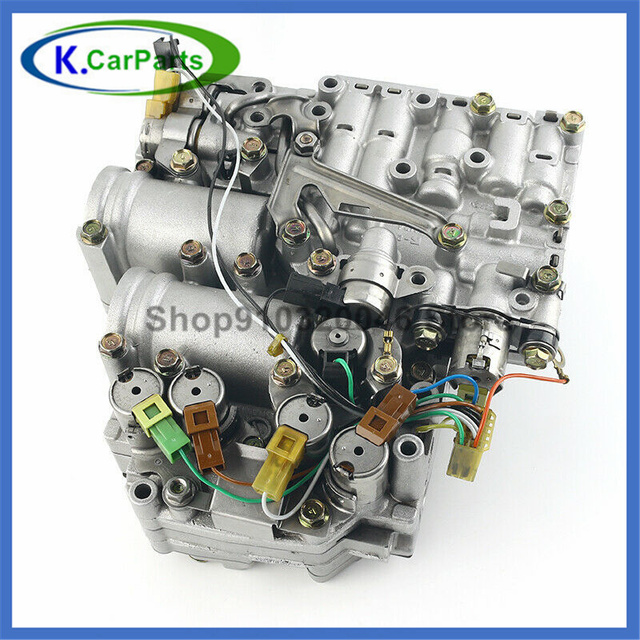 1pcs JF506E 09A JF506-E Gearbox Transmission Solenoid Valve Body Jf506e Jf506e09a for Vw Volkswagen Mk4 Remanufactured 4