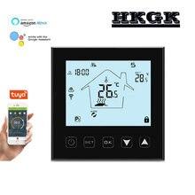 Термостат tuya с wi fi контроллер температуры для воды/Электрического