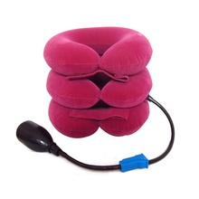 Portable Neck tractor Air inflation Cervical spine retractor Home use N