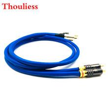 Thouliess пара wbt 0144 rca к xlr кабель со штыревыми соединителями