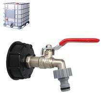 Ibc tank tap топливный переходник латунный сменный клапан фитинги