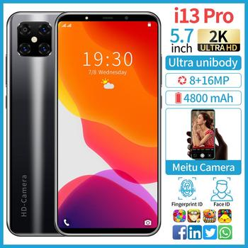 SOYES i13 pro Unlocked Discount mobile phone Android Wifi GPS 5.7inch cheap Smartphone 16GB ROM 10 Core Cell Mobile Phone