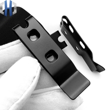 K Sheath Clip Waist Kydex Clips Cutter Back / Scabbard Accessories Carrying