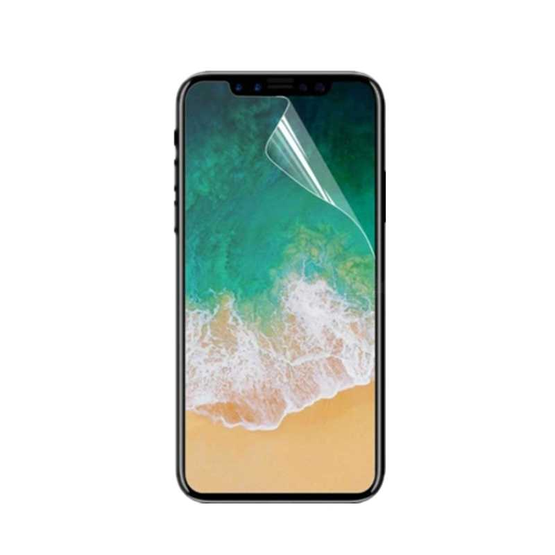 3pcs מט רך פלסטיק מסך מגן סרט עבור iPhone X 5 5S SE 6 6S 7 8 בתוספת 11 פרו XR XS מקסימום