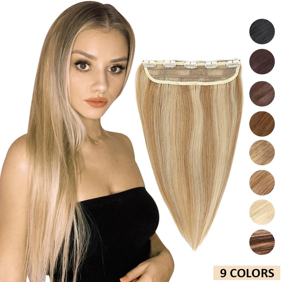 MRSHAIR Clip In Hair Straight Hair Extensions 14