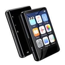 Leitor MP3 HiFi,Tecnologia Bluetooth,Controle da tela de toque,Radio FM,Esportes e corrida,Alto-falante embutido,Reprodutor de música,Áudio sem perdas de alta resolução,rádio