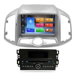 Image 2 - 11.11 4G RAM אנדרואיד 10.0 רכב DVD סטריאו עבור שברולט קפטיבה Epica 2012 2013 2014 אוטומטי רדיו GPS ניווט מולטימדיה אודיו