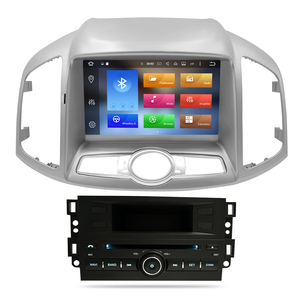 Image 2 - 11.11 4G RAM Android  10.0 Car DVD Stereo For Chevrolet Captiva Epica 2012 2013 2014 Auto Radio GPS Navigation Multimedia Audio
