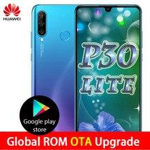 HUAWEI P30 Lite Nova 4e Smartphone Kirin 710 Octa Core Android 9.0 FingerPrint ID 3340 mAh 6.15 inch 4*Cameras Cell Phone