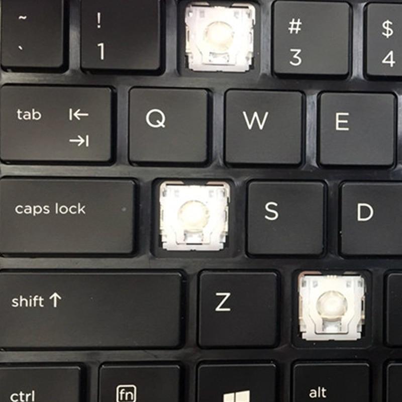 Replacement Keycap Key cap &Scissor Clip&Hinge For HP ProBook 430 440 820 450 650 G1 G3 G5 Keyboard