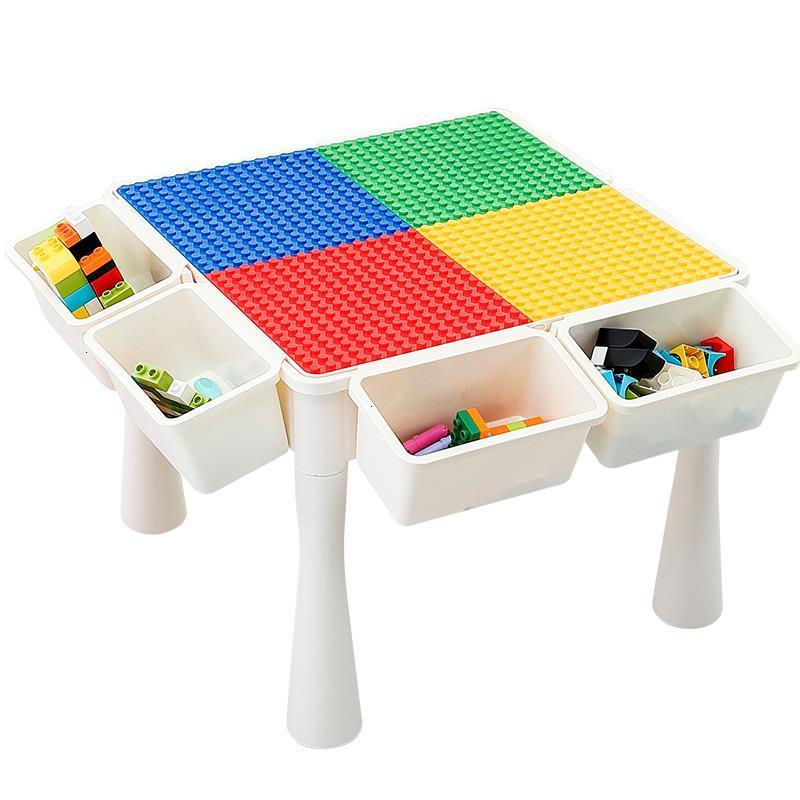 Tavolino Bambini Pour Escritorio Children And Chair Plastic Game Kindergarten Study For Kinder Mesa Infantil Enfant Kids Table