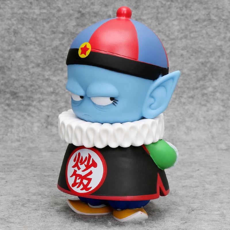 Anime Dragon Ball Z Goku Gokou Master Roshi Kuririn Pilaf Oolong Chiaotzu Buu Mr Popo PVC Aksi Angka Mainan model Boneka
