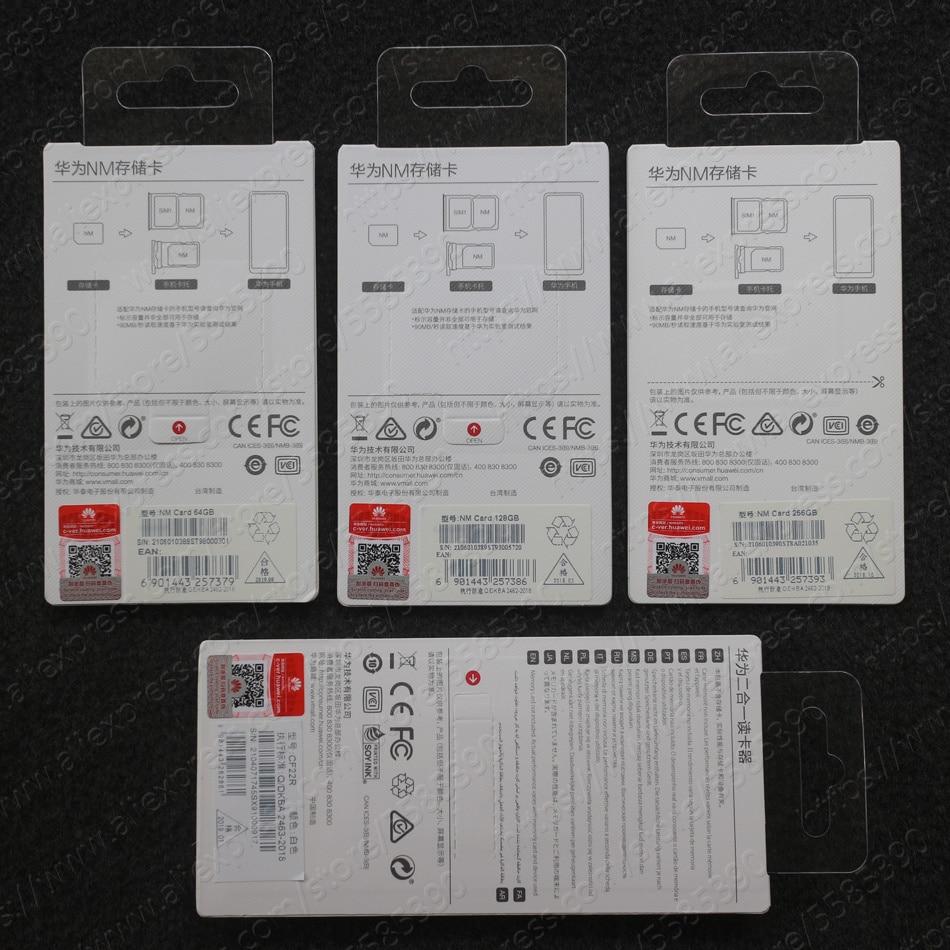 cheapest 90MB s Original Huawei Nano Memory Card 128GB 256GB NM Card P40 Pro Plus Lite Mate xs Mate30 Pro MatePad P30 Pro Mate20 Pro X