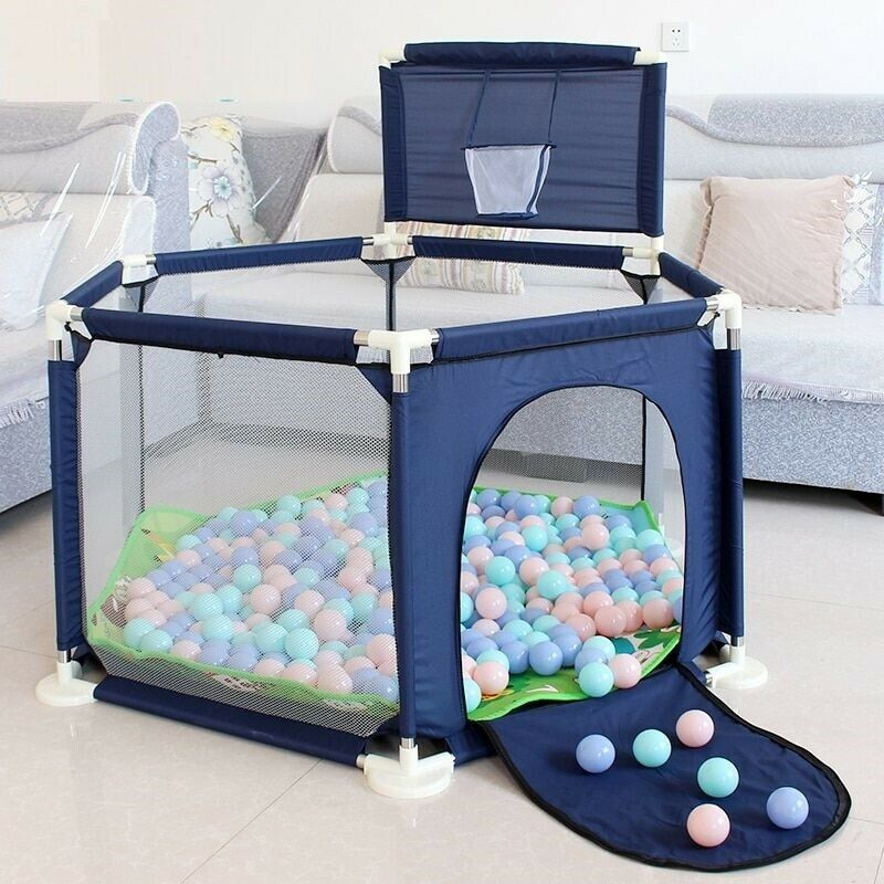 Playpen for Children Playpen Pool Balls Baby Playpen For 0-6 years Ball Pool for Baby Fence Kids Tent Baby Tent Ball Pool