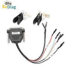 Clip de prise de lecture sans données de soudage avec câble de flash MC9S12, pour BMW, livraison gratuite