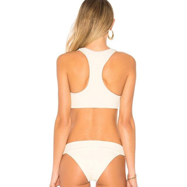 Autuspin Padded Women's Swimsuits Sexy Low Waist Bathing Suits Casual Party Beachwear Two-piece Bikinis Sets Club Women Swimwear 6