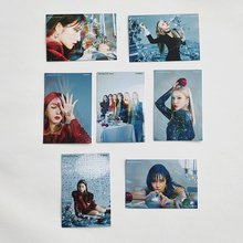 7Pcs Set High Quality Kpop Gfriend New Album 2020 Song of the Sirens LOMO Card