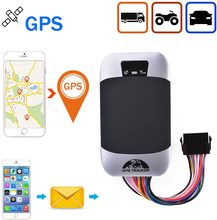 цена на GPS303-F Waterproof Real Time GPS Tracker GSM/GPRS/SMS System Anti-Theft Tracking Device for Vehicle Car Motorcycle MA1012