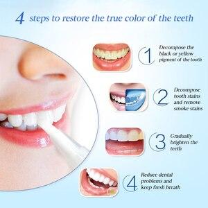 Image 3 - EFERO עט ניקוי סרום להסיר כתמי פלאק כלים שיניים להלבין שיני היגיינת פה שיניים הלבנת עט 1Pcs