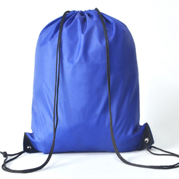 Waterproof Sport Gym Bag Drawstring Sack Sport Fitness Travel Outdoor Backpack Shopping Bags Beach Swimming Basketball Yoga Bags tanie i dobre opinie Bonytain CN (pochodzenie) Mikrofibra Drawstring Bags Portable-Shoulder Polyester 35*40cm As shown have many colors to choose