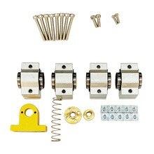 CNC 3018 Pro x-axis Kit de mise à niveau costume CNC routeur 3018 Pro