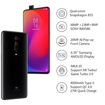 Global Version Xiaomi Mi 9t Pro Snapdragon 855 Cellphones & Telecommunications