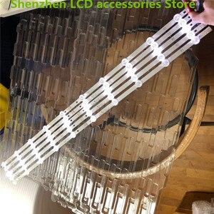 """Image 5 - 30 ピース/ロット、使用部品オリジナル 42 """"LED ストリップ Lg 42LN540C 42"""" LED テレビ LC420DUE (SF) (R3) 6916L 1387A R1 + L1 = 824 ミリメートル 100% 新"""