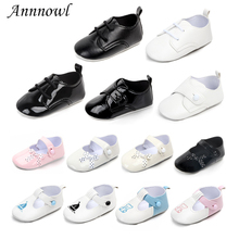 Moccasins Crib-Shoes Newborn Baby-Boy Toddler Infant for Girl Learning Walking Trainers