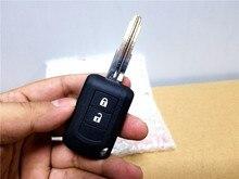 Chave, transmissor de fechadura da porta, 2 botões, 433mhz, id46, outlander asx gmmc desbloqueio genuíno