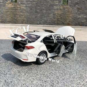 Image 4 - Diecast Auto Modell für Alle Neue Corolla 2019 (Weiß) + KLEINE GESCHENK!!!!