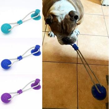 Dog Toys Push TPR Ball 3